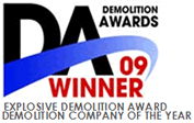 International demolition contractor of the year award